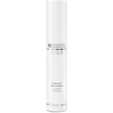 JANSSEN Cosmetics Demanding Skin Vitaforce C Skin Complex - Янссен Регенерирующий Концентрат с Витамином С, 50мл