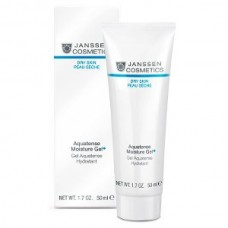 JANSSEN Cosmetics Dry Skin Aquatense Moisture Gel+ - Янссен Суперувлажняющий Гель-Крем 50мл