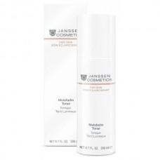 JANSSEN Cosmetics Fair Skin Melafadin Toner - Осветляющий Тоник100мл