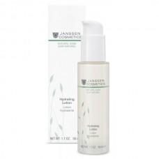 JANSSEN Cosmetics Organics Hydrating Lotion - Янссен Интенсивно Увлажняющая Эмульсия для Упругости и Эластичности Кожи 50мл