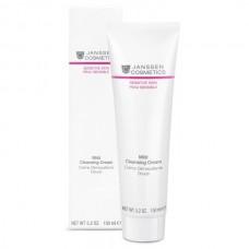 JANSSEN Cosmetics Sensitive Skin Mild Cleansing Cream - Янссен Деликатный Очищающий Крем 150мл