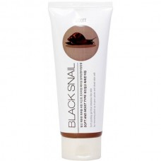JIGOTT Premium facial black snail peeling gel - Гель-пилинг с экстрактом слизи черной улитки 180мл