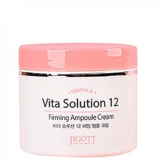 JIGOTT Vita solution 12 firming ampoule cream - Крем омолаживающий ампульный 100мл