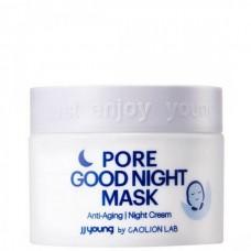 JJ Young PORE GOOD NIGHT MASK - Маска ночная для интенсивного увлажнения 50мл
