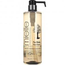 JPS Mielle Pure-Healing Natural Shampoo - Терапевтический шампунь для ослабленных волос 800мл