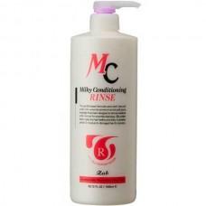 JPS Zab Milky Conditioning RINSE - Кондиционер для поврежденных волос 1500мл