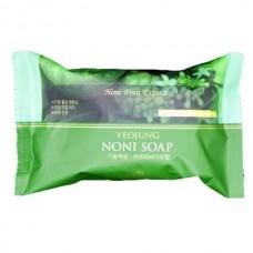 JUNO Yeojung NONI SOAP - Мыло отшелушивающие с фруктом НОНИ 120гр