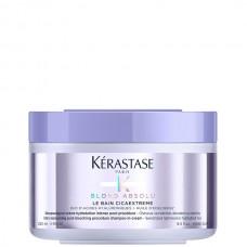 Kerastase BLOND ABSOLU LE BAIN CICAEXTREME - Крем-Шампунь для интенсивного восстановления волос после осветления 250мл
