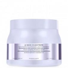 Kerastase BLOND ABSOLU LE BAIN CICAEXTREME - Крем-Шампунь для интенсивного восстановления волос после осветления 500мл