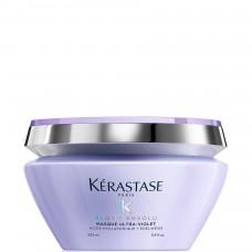 Kerastase BLOND ABSOLU Masque Ultra-Violet - Маска фиолетовая, нейтрализующая желтые полутона 200мл