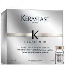 Kerastase DENSIFIQUE STEMOXYDINE - Средство для стимуляции роста волос Уплотняющее для ЖЕНЩИН 30 х 6мл