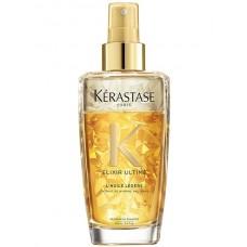 Kerastase ELIXIRE ULTIMA Oil Legere - Двухфазное масло-спрей для тонких волос 100мл