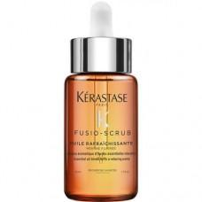 Kerastase FUSIO-SCRUB HUILE RAFRAICHISSANTE - Освежающее масло для волос и кожи головы с перичной мятой 50мл