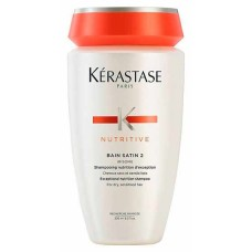 Kerastase Nutritive Irisome Bain Satin 2 Iris Royal - Шампунь-ванна Сатин №2 250мл