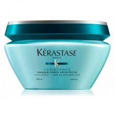 Kerastase RÉSISTANCE MASQUE FORCE ARCHITECTE - Маска для сильно поврежденных волос Степень повреждения 1-2, 200мл