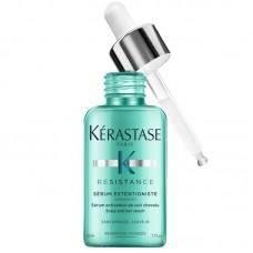 Kerastase Resistance Serum Extentioniste Hair & Scalp - Несмываемая сыворотка для кожи головы и восстановления волос 50мл