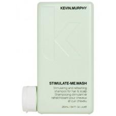 KEVIN.MURPHY STIMULATE-ME.WASH - Шампунь стимулирующий рост волос 250мл