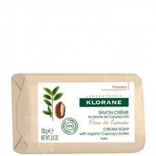 KLORANE Savon Creme Fleur de Cupuacu - Крем-мыло для лица и тела ЦВЕТОК КУПУАСУ 100гр