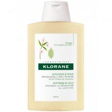 KLORANE Shampooing au lait d'amande - Шампунь для частого применения с МОЛОЧКОМ МИНДАЛЯ 200мл