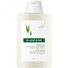 KLORANE Shampooing EXTRA DOUX au lait d'Avoine - Шампунь для частого применения с ЭКСТРАКТОМ ОВСА 200мл
