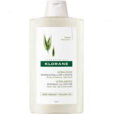 KLORANE Shampooing EXTRA DOUX au lait d'Avoine - Шампунь для частого применения с ЭКСТРАКТОМ ОВСА 400мл