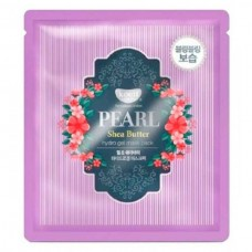 koelf PEARL Shea Butter Hydro Gel Mask Pack - Маска гидрогелевая с маслом ШИ и ЖЕМЧУЖНОЙ ПУДРОЙ 30мл