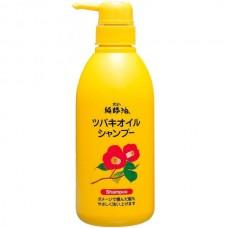 Kurobara Camellia Oil Hair Shampoo - Шампунь для поврежденных волос с МАСЛОМ КАМЕЛИИ 500мл