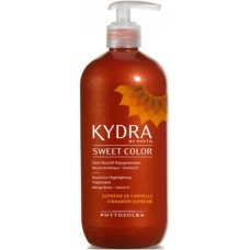 KYDRA SWEET COLOR Cinnamon Supreme - Оттеночная маска для волос КОРИЦА 500мл