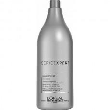 L'OREAL Professionnel SILVER MAGNESIUM Shampoo - Шампунь для блеска осветлённых и седых волос 1500мл