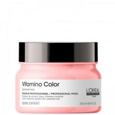 L'OREAL Professionnel VITAMINO COLOR Masque - Маска сохраняющая цвет окрашенных волос 250мл