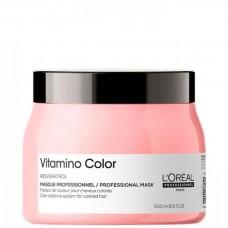 L'OREAL Professionnel VITAMINO COLOR Masque - Маска сохраняющая цвет окрашенных волос 500мл