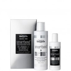 L'Oreal Professionnel Smartbond: Step1 Active Concentrate + Step2 Active Cream - Профессиональный комплект: Атактивный концентрат + Активный крем для волос 125 + 250м