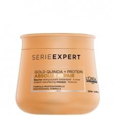 L'OREAL Professionnel ABSOLUT REPAIR GOLD Masque - Маска кремовая для очень поврежденных волос 250мл