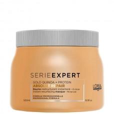 L'OREAL Professionnel ABSOLUT REPAIR GOLD Masque - Маска кремовая для очень поврежденных волос 500мл