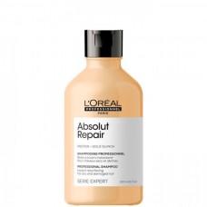 L'OREAL Professionnel ABSOLUT REPAIR GOLD Shampoo - Восстанавливающий шампунь для очень поврежденных волос 300мл
