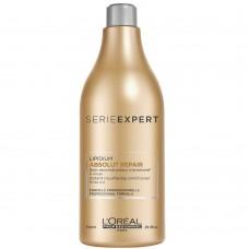 L'Oreal Professionnel ABSOLUT REPAIR Lipidium Conditioner - Восстанавливающий Уход для Очень Поврежденных Волос 750мл
