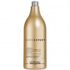 L'Oreal Professionnel ABSOLUT REPAIR Lipidium Shampoo - Шампунь для сильно поврежденных волос 1500мл