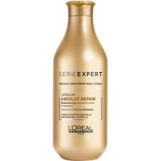 L'Oreal Professionnel ABSOLUT REPAIR Lipidium Shampoo - Шампунь для сильно поврежденных волос 300мл