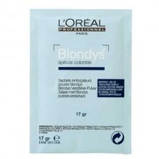 L'Oreal Professionnel BLOND STUDIO Blondys - Блондис Порошок для Осветления Волос 12 х 17гр