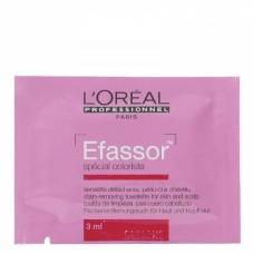 L'Oreal Professionnel BLOND STUDIO Efassor - Эфассор Салфетки для удаления красителя с кожи головы 36 х 3гр