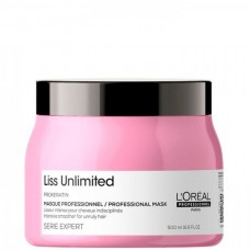 L'Oreal Professionnel LISS UNLIMITED Masque - Маска Разглаживающая для Непослушных Волос 500мл