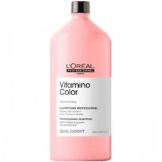 L'OREAL Professionnel VITAMINO COLOR Soft Cleanser - Шампунь без сульфатов для окрашенных волос 1500мл