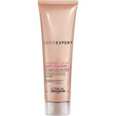 L'Oreal Professionnel VITAMINO COLOR Soft Cleanser - Шампунь без сульфатов для окрашенных волос 150мл