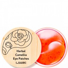 L.SANIC Herbal Camellia Hydrogel Eye Patches - Патчи гидрогелевые с экстрактом камелии 60шт