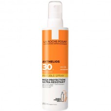 LA ROCHE-POSAY ANTHELIOS Invisible Spray SPF30 - Спрей Солнцезащитный невидимый для лица и тела СЗФ 30, 200мл