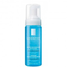 LA ROCHE-POSAY Micellar Foaming Water - Мицеллярная пенка для чувствительной кожи Очищающая 150мл