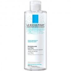 LA ROCHE-POSAY Sensitive skin Micellar Water ULTRA - Мицеллярный вода для чувствительной кожи лица и глаз 400мл