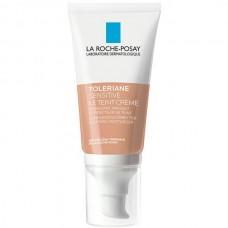 LA ROCHE-POSAY TOLERIANE Sensitive Le Teint Creme - Крем тонирующий увлажняющий НАТУРАЛЬНЫЙ оттенок 50мл