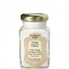La Sultane de Saba ARGAN Anti-Ageing Face Cream - Крем для лица Питательный АРГАН/АПЕЛЬСИНОВЫЕ ЦВЕТЫ 100мл