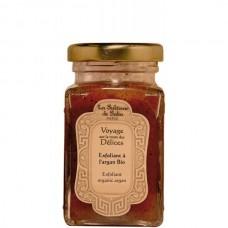 La Sultane de Saba ARGAN Exfoliant Organic Argan - Гомамаж для лица Очищающий АРГАН/АПЕЛЬСИНОВЫЕ ЦВЕТЫ 100мл